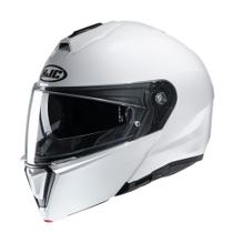 Capacete Hjc I90 Solido Branco -
