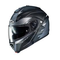 Capacete HJC IS-MAX II Cormi Escamoteável Articulado Motociclismo -