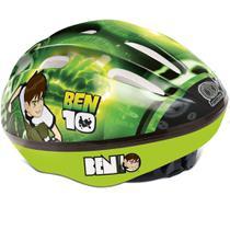 Capacete Infantil Ben 10 Verde - DTC -