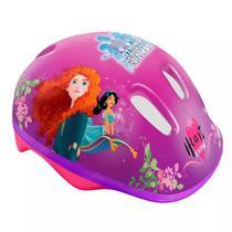 Capacete Infantil - Disney - Princesas - Dtc -