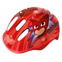 Capacete Infantil - PJ Masks - Corujita +3 Anos DTC -