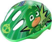 Capacete Infantil PJ Masks - Lagartixo - Verde DTC -