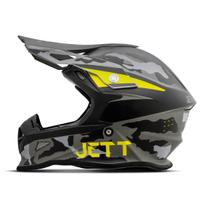 Capacete Jett Cross Fast Factory Edition 3 -