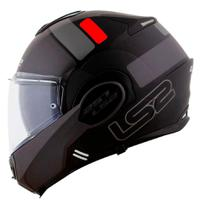 Capacete LS2 FF399 Valiant Prox Escamoteavel -