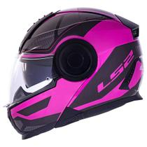 Capacete LS2 FF902 Scope Mask Escamoteável -