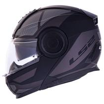 Capacete LS2 FF902 Scope Mask Escamoteável -