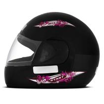 Capacete Mixs Start For Girls -