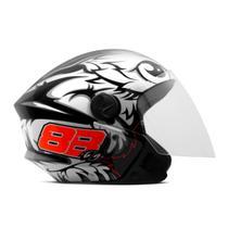 Capacete Moto Aberto Pro Tork New Liberty 3 GP88 -