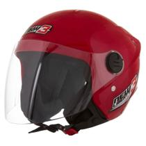Capacete Moto Aberto Pro Tork New Liberty 3 Unissex -