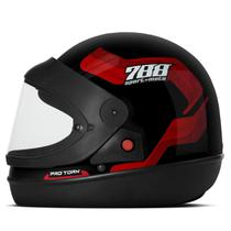 Capacete Moto Automático Pro Tork Sport Moto 788 -