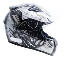 Capacete Moto Ebf New Spark Air Fechado Fosco/brilhante -