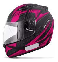 Capacete Moto Fechado Ebf New Spark Flash Masculino/feminino Fosco -