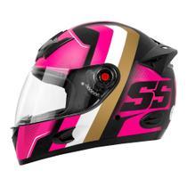 Capacete Moto Fechado Mixs Mx5 Super Speed Fosco -
