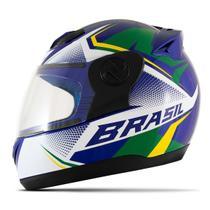 Capacete Moto Fechado Pro Tork Evolution G6 Brasil -