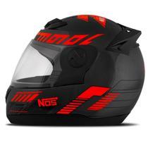 Capacete Moto Fechado Pro Tork Evolution G6 Nos -