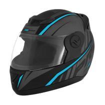 Capacete Moto Fechado Pro Tork Evolution G6 Pro Azul -