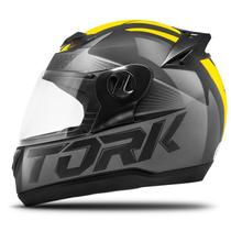 Capacete Moto Fechado Pro Tork Evolution G7 Brilhante -