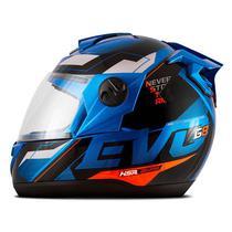 Capacete Moto Fechado Pro Tork Evolution G8 Evo -