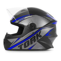 Capacete Moto Fechado Pro Tork R8 + Narigueira Pro Tork G8 -