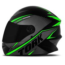 Capacete Moto Fechado Pro Tork R8 + Viseira Fumê -