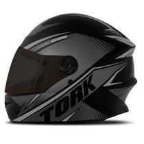 Capacete Moto Fechado Pro Tork R8 Viseira Fumê -