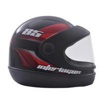 Capacete Moto Fechado San Marino Interlagos Inmetro 58 - Mallory
