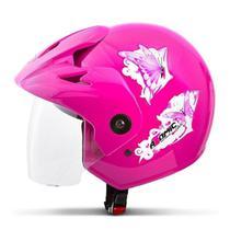 Capacete Moto Feminino Pro Tork Atomic For Girls -