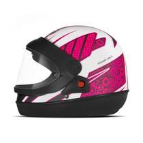 Capacete Moto Feminino Pro Tork Super Sport Moto Power Girls -