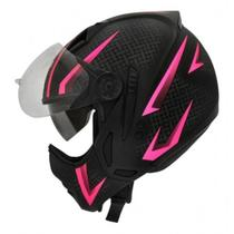 Capacete Moto Peels Mirage Storm Com Óculos -