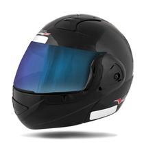 Capacete Moto Pro Tork Escamoteável V-Pro Jet Viseira Camaleão -
