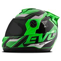 Capacete Moto Pro Tork Evolution G8 Evo Viseira Fumê -