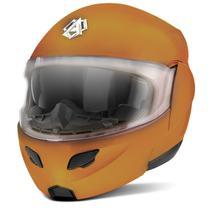 Capacete Moto Robocop Pro Tork Attack Elite -