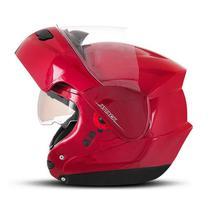 Capacete Moto Robocop Pro Tork Attack Solid -