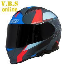 Capacete Moto X11 Revo Pro Flagger Sv Todas Cores A Vista Nf -