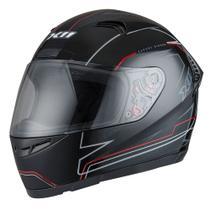 Capacete Moto X11 Volt Line Motociclista -