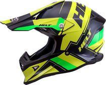 Capacete Motocross Off-Road Helt 631 Cross MX Durango -