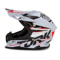Capacete Motocross Pro Tork Fast 788 Skull -