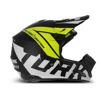 Capacete Motocross Pro Tork TH1 Factory Edition Neon -
