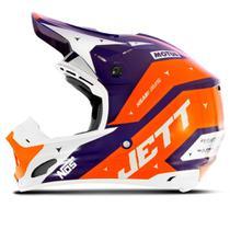 Capacete Motocross TH1 Jett Evolution 2 -