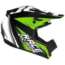Capacete Motocross TH1 Jett Factory Edition Neon - Pro Tork