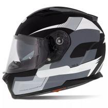 Capacete Motoqueiro Givi 50.5 Sport c/Oculos Interno tam 60 -