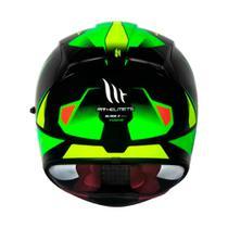 Capacete MT SV Blade 2 Fugue Green -