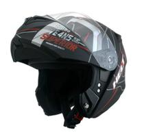 Capacete new hippo trace- helt -
