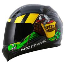 Capacete Norisk FF391 Speed Drink -
