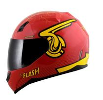 Capacete norisk the flash symbol ff391