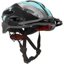Capacete para Bicicleta GTS  Mtb FJH-27 Com Led traseiro -
