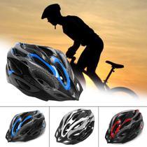 Capacete Para Ciclismo Bike Adulto Com Alça Ajustável - Cmz