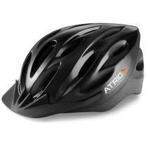Capacete Para Ciclismo Com Alças Ajustáveis Bi003 Átrio G -