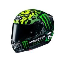 Capacete Para Moto Esportivo Hjc Rpha 11 Crutchlow Special - HJC Helmets