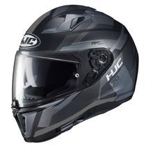 Capacete Para Moto Masculino Feminino Hjc I70 Elim Preto 58 - HJC Helmets